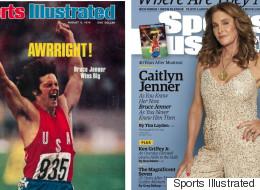 케이틀린 제너, 40년 만에 잡지 커버 모델로 돌아왔다(사진)