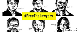 FREE THE LAWYERS