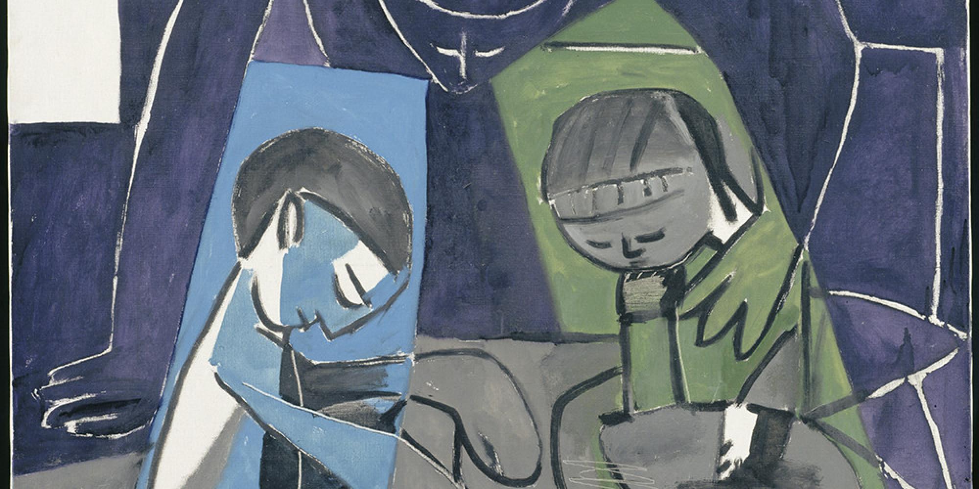 De Picasso et Dubuffet à Soulages - Le Huffington Post