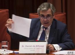 El Parlament aparta a De Alfonso de Antifraude con el voto en contra del PPC