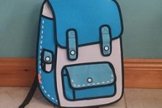 Child's schoolbag | Pic: Imgur