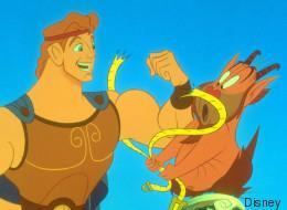Este vídeo es la prueba de que deberían hacer un musical de 'Hércules'