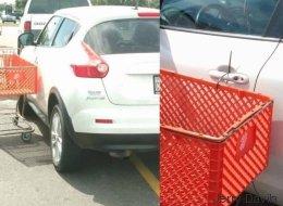 Il a trouvé LA solution contre ceux qui garent mal leur auto