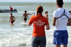Police lifeguards | Pic: PA