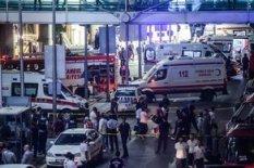 Scene of attacks | Pic: PA