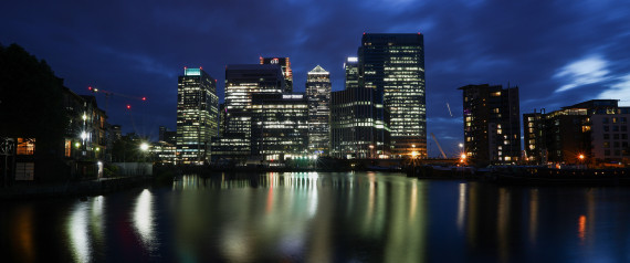 LONDONS FINANCIAL CENTER