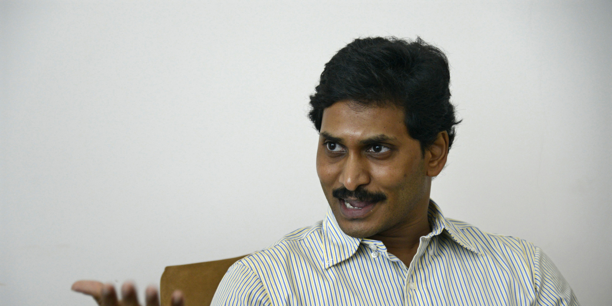andhrajyothi survey on ap politics is jagan scared or laughing