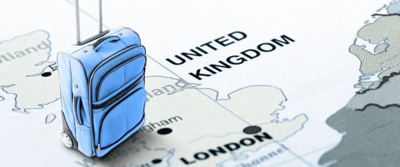 UNITED KINGDOM SUITCASE