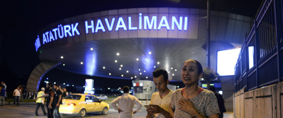 ISTANBUL TERROR AIRPORT