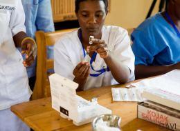 Jedes Kind braucht Zugang zu Impfungen