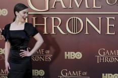 Emilia Clarke | Pic: Reuters