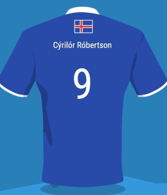 équipe islandaise