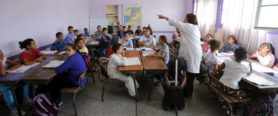 MOROCCO TEACHER