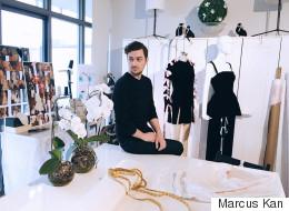 Take A Sneak Peek At Matthew Gallagher's Fall 2016 Collection