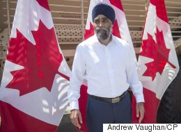 Sajjan Prepares For Possible Peacekeeping Mission In Africa