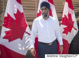 Canada To Lead NATO Battle Group, Sajjan Says