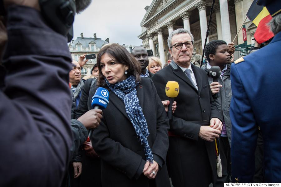 brussels attack journalist