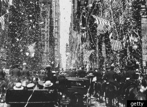New York City Ticker Tape Parade