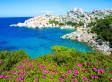 Shades of Sardinia via Los Angeles and San Francisco