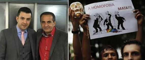 HOMOFOBIA CRISTOFOBIA