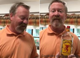 Ce papa sait comment réagir quand il trouve de l'alcool dans la chambre de sa fille