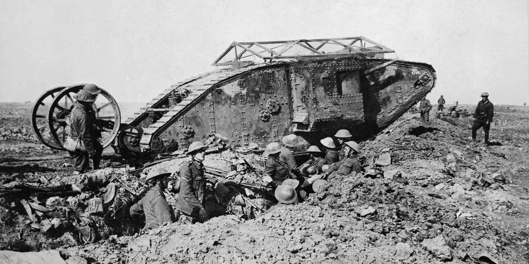 ソンムの戦いから100年 100万人が戦死した戦... ソンムの戦いから100年 100万人が戦