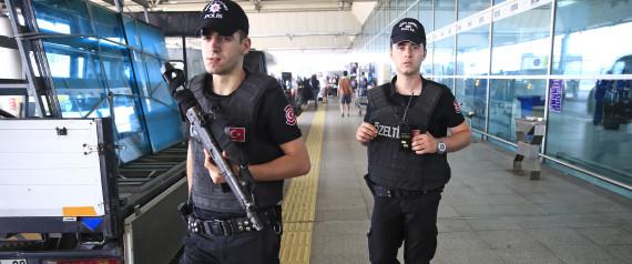 ATATURK AIRPORT POLICE