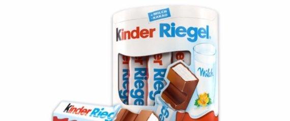 KINDER RIEGEL