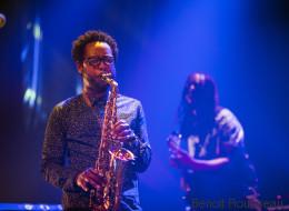 Terrace Martin dans les bonnes grâces du monde du jazz (PHOTOS)