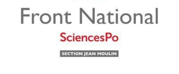 FRONT NATIONAL SCIENCES PO