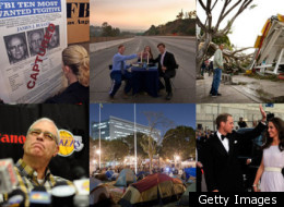 PHOTOS: The 11 Biggest News Stories Of 2011