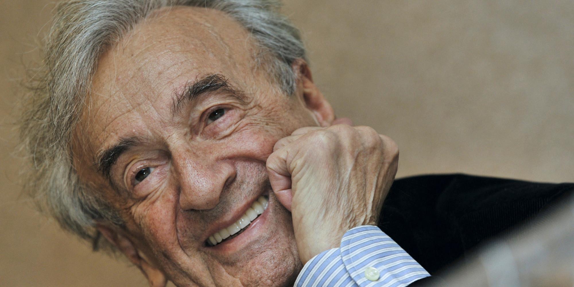 Nous pleurons Elie Wiesel - Le Huffington Post