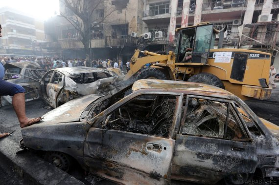 irak atentado