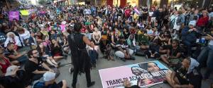 Toronto Trans March 2016