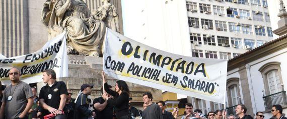RIO DE JANEIRO CRISIS