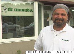 «Dr. Cannabis» s'installe à Sherbrooke