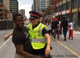 Cette policière canadienne est devenue la star des réseaux sociaux