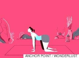 5 postures de yoga à faire ce soir pour être au top demain