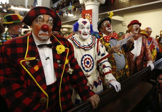 clown arts