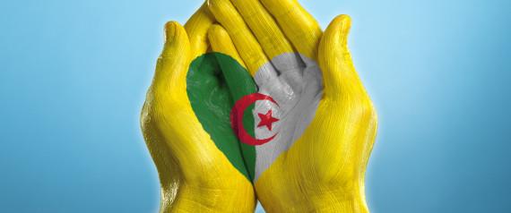 ALGERIA FLAGS
