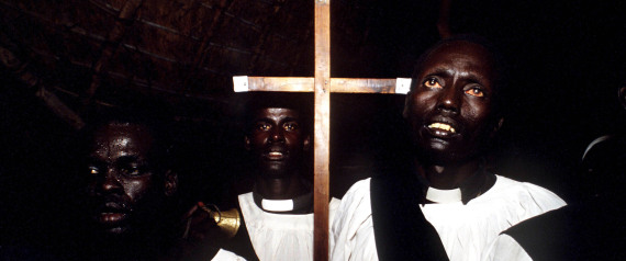 CHURCH OF SOUTH SUDAN