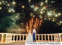 13 photos de mariages pour le moins... explosives!