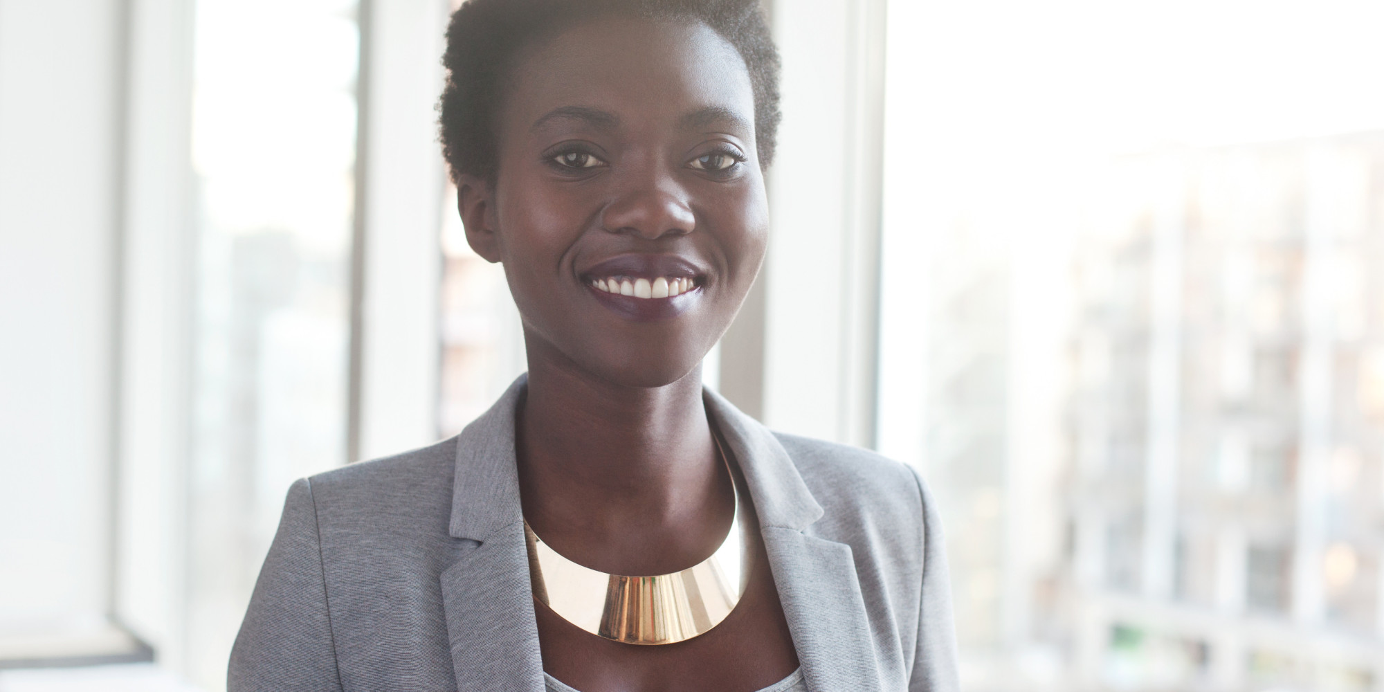 Professional black woman