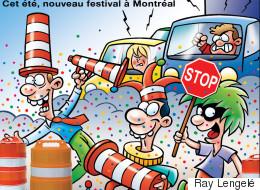 Le festival de l'île des cônes