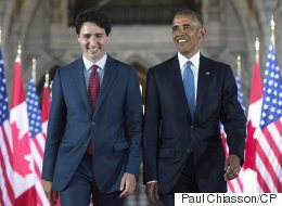 Obama Hits Road With Message He Tested On Canadians