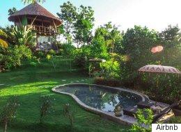 Les 10 propriétés les plus populaires d'Airbnb pour une escapade romantique