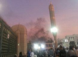 Un suicida hace estallar una bomba cerca de la Mezquita del Profeta, en Medina