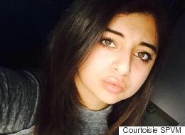 Montréal: Une adolescente de 15 ans manque à l'appel