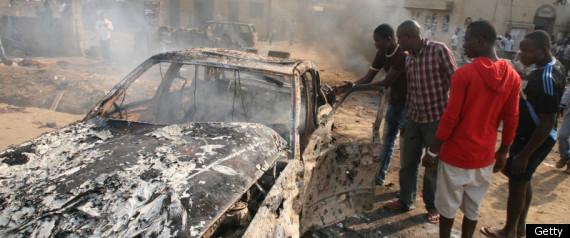 Nigeria Christmas Attacks