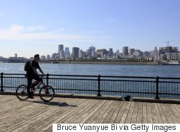 Les jeunes Montréalais sont friands de vélo (VIDÉO)
